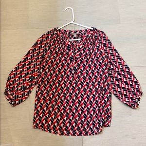 Long Sleeve Banana Republic Blouse